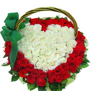 Heart in Basket