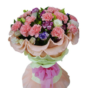 small flowres bouquet to China