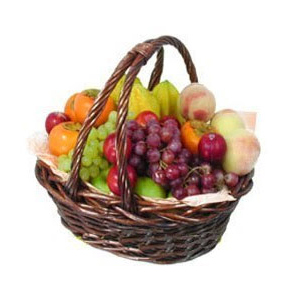 Fruit Basket Arrangements